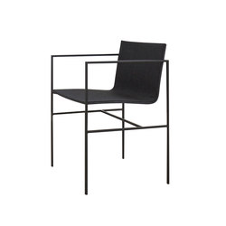 A-Collection 462P | Visitors chairs / Side chairs | Capdell