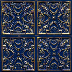Fontenay Blue Marine d'Or | Paneles de pared | Artstone
