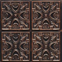 Fontenay Noir Bronze | Chapas de madera | Artstone