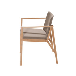 Marta 241TT | Lounge chairs | Capdell