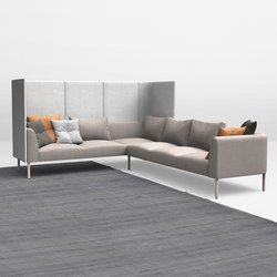 Nooa high back | Loungesofas | Martela