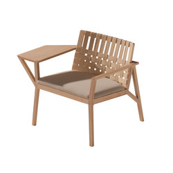 Marta 244CT | Lounge chairs | Capdell