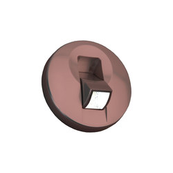 Stratus Light, anodised bronze | Recessed wall lights | Original BTC