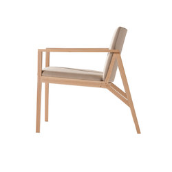 Marta 243TT | Lounge chairs | Capdell