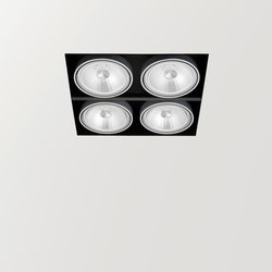 Orbital Trimless 4 QR-111 | Lampade soffitto incasso | ARKOSLIGHT