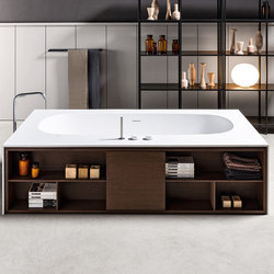 Open Suite | Built-in bathtubs | MAKRO