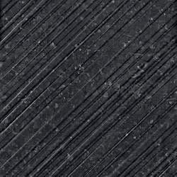 Pietre41 Triple Black Diagonal | Ceramic tiles | 41zero42