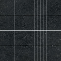 Pietre41 Triple Black Mosaic | Ceramic tiles | 41zero42