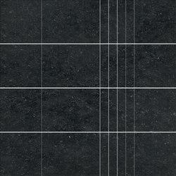 Pietre41 Triple Black Mosaic | Piastrelle ceramica | 41zero42