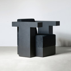 seating sculpture GB 21 | Armchairs | Studio Benkert