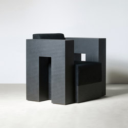 seating sculpture GB 22 | Poltrone lounge | Studio Benkert