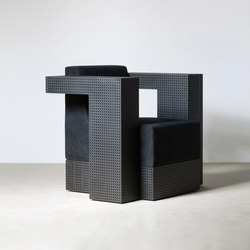 seating sculpture GB 23 | Poltrone lounge | Studio Benkert