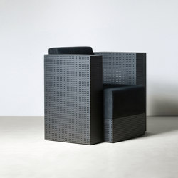 seating sculpture GB 25 | Lounge chairs | Studio Benkert