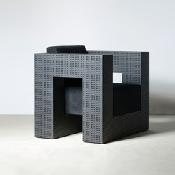 seating sculpture GB 30 | Poltrone | Studio Benkert