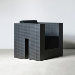 seating sculpture GB 32 | Poltrone lounge | Studio Benkert