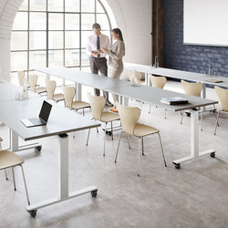 Crew | Seminar table systems | PALMBERG