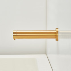 Tubular SD – Antique Brass | Soap dispensers | Stern Engineering