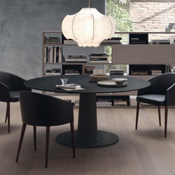 Moon Vetro | Dining tables | Jesse