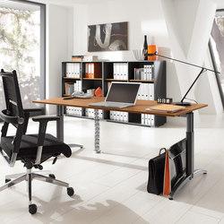 Palmega | Individual desks | PALMBERG