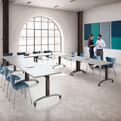 Palmega | Système de table pour université | PALMBERG