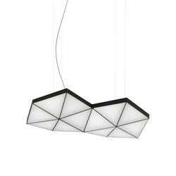 TRIlight TRI12 standard size 12 | Éclairage général | Tokio. Furniture & Lighting