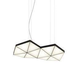 TRIlight TRI12 standard size 12 | Suspended lights | Tokio. Furniture & Lighting