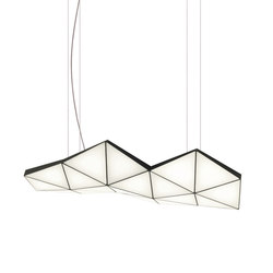 TRIlight TRI18 standard size 18 | Suspended lights | Tokio. Furniture & Lighting
