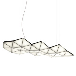 TRIlight TRI36 standard size 36 | Pendelleuchten | Tokio. Furniture & Lighting