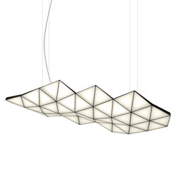 TRIlight TRI46 standard size 46 | Suspended lights | Tokio. Furniture & Lighting
