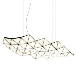 TRIlight TRI58 standard size 58 | Suspended lights | Tokio. Furniture & Lighting