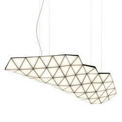 TRIlight TRI82 standard size 82 | Suspensions | Tokio. Furniture & Lighting