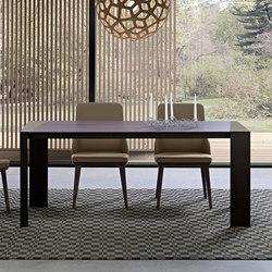 Oblique | Dining tables | Jesse