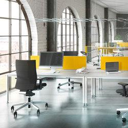 Sinac | Systèmes de tables de bureau | PALMBERG