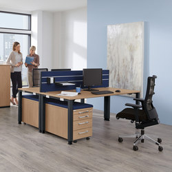 Systo Tec | Desking systems | PALMBERG