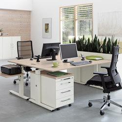 Crew | Systèmes de tables de bureau | PALMBERG