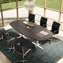 Winglet Executive | Contract tables | Bralco