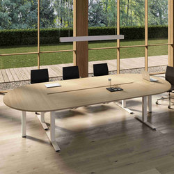 Winglet Executive | Tables multimédia pour conferences | Bralco