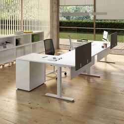 Winglet Operative | Tischsysteme | Bralco