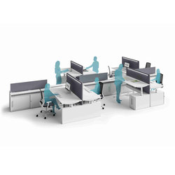 Winglet Operative | Desks | Bralco