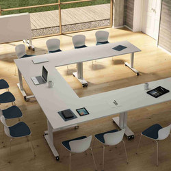 Winglet Meeting | Multipurpose tables | Bralco