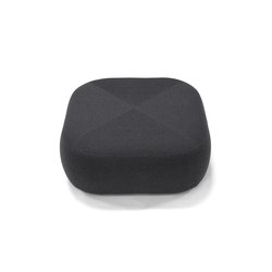 Firkant Pouf Large | Poufs | ICONS OF DENMARK