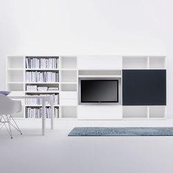 Scenaperta | Wall storage systems | Silenia
