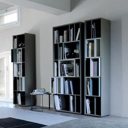 Segreti | Library shelving | Silenia