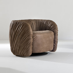 Drapé | Lounge | Lounge chairs | Laurameroni