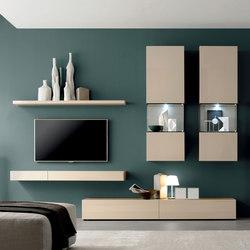 Graphos Glass 134 | Wohnwände | Silenia