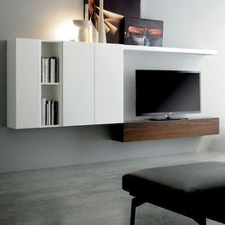 Graphos 135 | Wall storage systems | Silenia