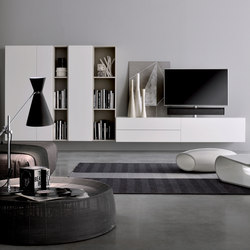 Graphos Wide 138 | Multimedia sideboards | Silenia