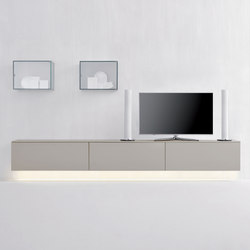 Graphos Glass 142 | Multimedia Sideboards | Silenia