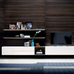 Graphos Plus 164 | Multimedia Sideboards | Silenia