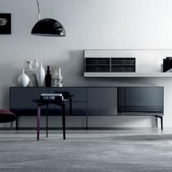 Cover Glass 208 | Sideboards | Silenia